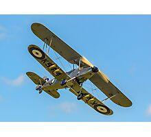 Hawker Hind K5414/XV G-AENP Photographic Print