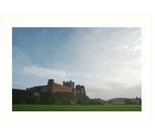 Bamburgh Castle No 4 Art Print
