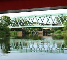 Green Bridge by HELUA