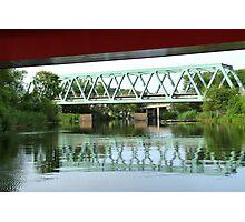 Green Bridge Photographic Print