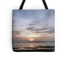 Late For The Sky Tote Bag