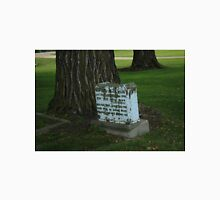 Tombstone in Altona Unisex T-Shirt