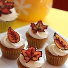 Fall Cupcakes by tali