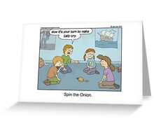 New from Milton Bradley! (not actually associated with Milton Bradley) Greeting Card