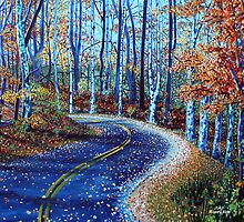 'The Road to Asheville' by Jerry Kirk