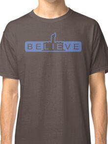 beLIEve blue Classic T-Shirt