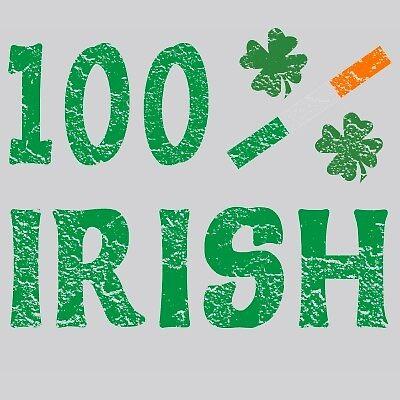 100% Irish by artdesigners