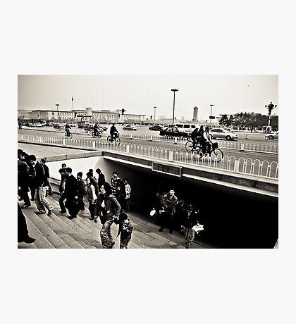 Tiananmen Photographic Print