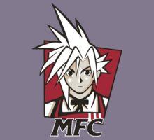 Midgar Fried Chocobo KFC MFC Kids Tee