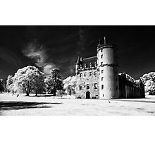 Castle Fraser. Photographic Print