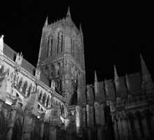 Lincoln Cathederal by crazyman53