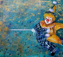 Gravity's Harlequin  by Kasia B. Turajczyk