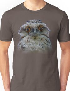 Baby frogmouth Unisex T-Shirt