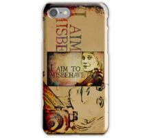 Starbuck so would have been a Browncoat iPhone Case/Skin