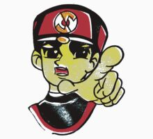 Captain Scarlet Manga by Retro21