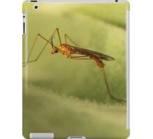 Crane Fly iPad Case/Skin