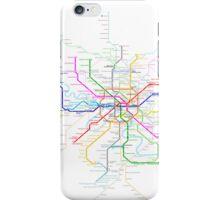 Moscow Metro iPhone Case/Skin