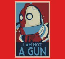 I am not a gun by BuckRogers