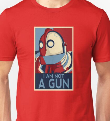 I am not a gun Unisex T-Shirt