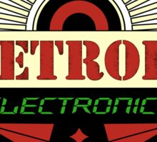 Detroit Electronica Sticker