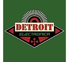 Detroit Electronica Photographic Print