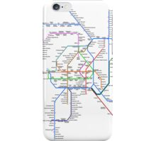 Vienna Metro iPhone Case/Skin