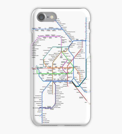 Vienna Metro iPhone Case/Skin