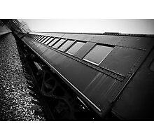 Down Train Photographic Print