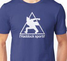 le coque spotif parodie - haddock sportif Unisex T-Shirt