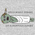 Mortuus Zombie by mogencreative