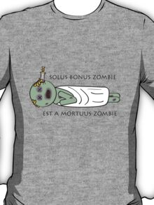 Mortuus Zombie T-Shirt
