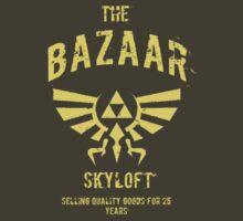 The Bazaar : Zelda Skyward Sword by ashedgreg