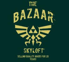 The Bazaar : Zelda Skyward Sword by ashedgreg