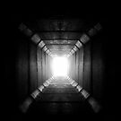 Dark Tunnel by tastypaper
