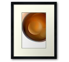 Is It Really Happening? Framed Print