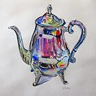 Teapot  by Karin Zeller