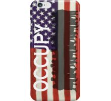 Occupy @ iPhone iPhone Case/Skin