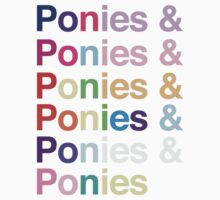 Ponies & Kids Clothes