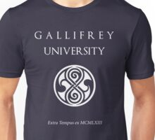 Time Lord University Unisex T-Shirt