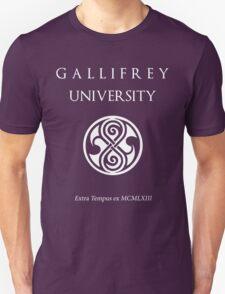 Time Lord University Unisex T-Shirt