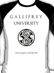 Time Lord University (light) T-Shirt