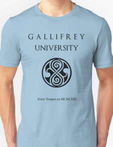 Time Lord University (light) T-Shirt