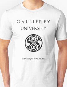 Time Lord University (light) Unisex T-Shirt