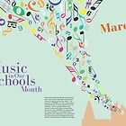March - Music in Our Schools Month by KRPace