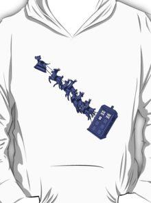 Doctor's Sleigh T-Shirt