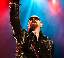Rob Halford from Judas Priest 2011 by LeahsPhotos
