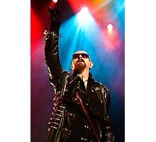 Rob Halford from Judas Priest 2011 Photographic Print