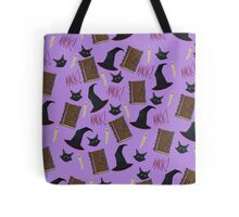 Just a Bunch of Hocus Pocus (Purple) Tote Bag