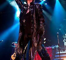 Rob Halford from Judas Priest by LeahsPhotos