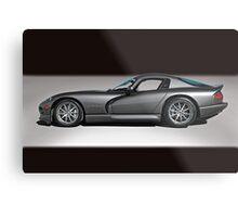 2000 Dodge Viper GTS Metal Print